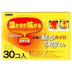 【ケース販売】快温くん 貼るカイロ 30×8個(240個入) - 拡大画像