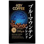 (まとめ買い)キーコーヒー VP ブルーマウンテンブレンド(粉) 200g×4セット