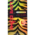(まとめ買い)ラブドーム タイガー ゆったりLサイズ 12個入り(コンドーム)×2セット
