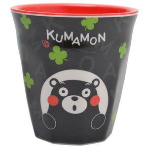 くまモン メラミンカップ ロゴ - 拡大画像