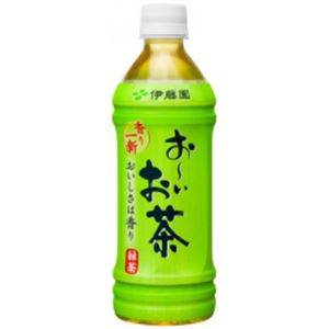 【ケース販売】おーいお茶 緑茶 500ml×12本
