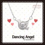 ダンシングエンジェル Dancing Stoneシリーズ(ダンシングストーン) 【Humming bird】 ペンダント ANG-004