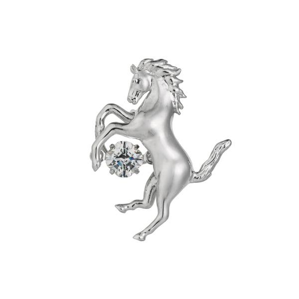 クロスフォーニューヨーク for Men Dancing Stoneシリーズ(ダンシングストーン) Rodeo タイニーピン NM-T002