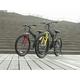 WACHSEN(ヴァクセン) 折り畳み自転車 BM200-BYL 26インチ 18段変速 ブラック/レッド (マウンテンバイク) - 縮小画像3