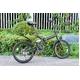 20インチ折畳自転車 ツヤ消しカラー グローイングフラット リミテッド - 縮小画像4