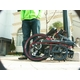 WACHSEN(ヴァクセン) アルミ折りたたみ自転車 BA-100 20インチ ブラック&レッド - 縮小画像5