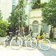 TRAILER(トレイラー) 26インチ 折り畳み自転車 MTR-2618 18段変速付き ホワイト (マウンテンバイク) - 縮小画像6