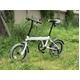 WACHSEN(ヴァクセン) アルミ折り畳み自転車 16インチ 7段変速付き BA-160 fran 自転車用アクセサリー4種セット - 縮小画像3