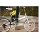 HEAVEN's(ヘブンズ) 20インチ カラフル折り畳み自転車 BGC-106-BK 6段変速 クロスブラック - 縮小画像5