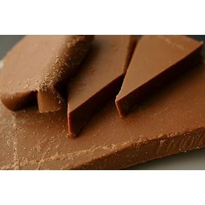 チュベ・ド・ショコラ 割れチョコ ミルク 800g 【クーベルチュールチョコレート】 - 拡大画像
