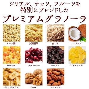 玄米と果実のグラノーラバー