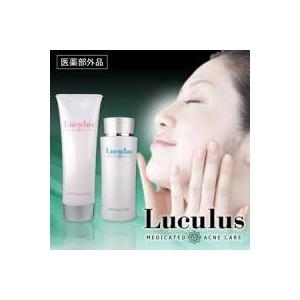 「ルクルス 」洗顔・ローションセット【医薬部外品】 - 拡大画像