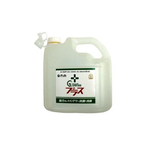 インフルエンザ防御!抗菌剤「G2TAMαプラス」詰替用4リットル スプレー付 - 拡大画像