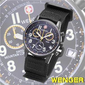 WENGER クロノグラフ 70724 - 拡大画像