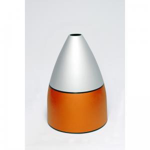 エアアロマ アロマディフューザー aromax silent(アロマックスサイレント) オレンジ - 拡大画像