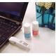 USB aroma time スターターセット「ON」(本体色ピュアホワイト オイル付) - 縮小画像3