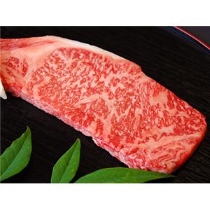 松阪牛サーロインステーキ 200g 1枚 - 拡大画像