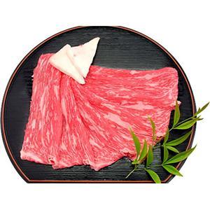 松阪牛もも(赤身)すき焼き 600g - 拡大画像