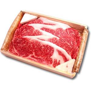 松阪牛サーロインステーキギフト(木箱入り) 180g×2枚 - 拡大画像