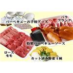ばんざいシリーズ 松阪牛お手軽バーベキューセットDX C(4-5人前)