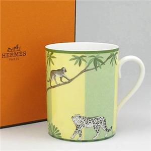 Hermes(エルメス) アフリカ マグカップ 3234 - 拡大画像