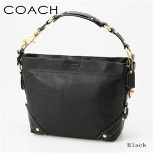 COACH(コーチ) ショルダーバッグ CARLY 10615 ブラック(B4/BK) - 拡大画像