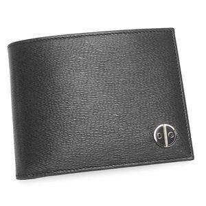 Dolce&Gabbana(ドルチェ&ガッバーナ) 二つ折り財布(小銭入れ付) BP0457 80999 ブラック - 拡大画像