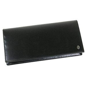 Cartier(カルティエ) 長札財布 PASHA DE CATIER L3000440 ブラック 【ブランド7sale】12月28日15時まで限定値下げ1個限り - 拡大画像