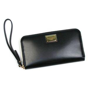 Dolce&Gabbana(ドルチェ&ガッバーナ) 長財布 BI0086 80999 ブラック - 拡大画像