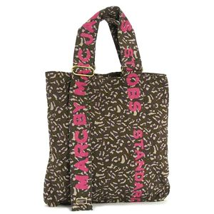 MARC BY MARC JACOBS(マークバイマークジェイコブス) トートバッグ INTO THE WILD STR M393082 SHOPPER 215 ピンク - 拡大画像