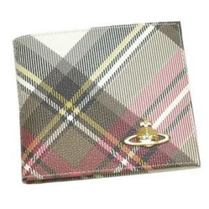 Vivienne Westwood(ヴィヴィアンウエストウッド) 二つ折り財布(小銭入れ付) DERBY 730 EXHIBITION - 拡大画像