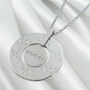 Gucci(グッチ) ペンダント ZODIAC PENDANTS 163182-J8500-9000 ホワイト/ゴールド - 拡大画像