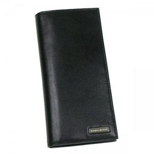 TOMMY HILFIGER(トミーヒルフィガー) 長財布 6 ブラック H19×W9.5×D2 - 拡大画像