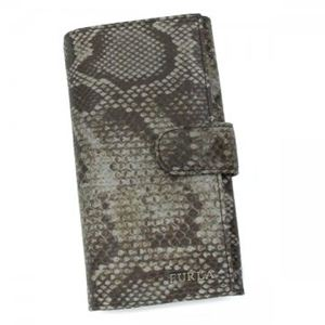 Furla(フルラ) 二つ折り財布(小銭入れ付) PJ81 DUR カーキー - 拡大画像