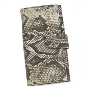 Furla(フルラ) 二つ折り財布(小銭入れ付) PJ81 RF0 ダークブラウン/ブラック - 拡大画像