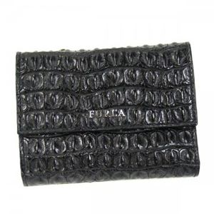 Furla(フルラ) 二つ折り財布(小銭入れ付) PJ79 O60 ブラック - 拡大画像