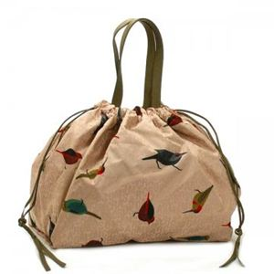 MARC BY MARC JACOBS(マークバイマークジェイコブス) トートバッグ JUMBLED BIRDS M303028 481 ライトピンク - 拡大画像