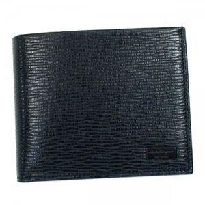Ferragamo(フェラガモ) 二つ折り財布(小銭入れ付) MENS SLG -REVIVAL MU 667070 499152 グレー - 拡大画像