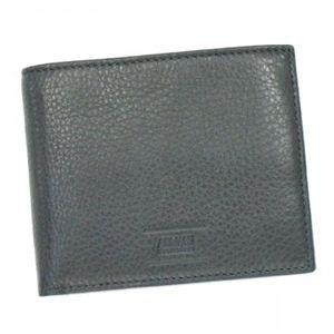GIORGIO ARMANI(ジョルジオアルマーニ) 二つ折り財布(小銭入れ付) ARMANI COLLEZIONI YAM005 80002 グレー - 拡大画像