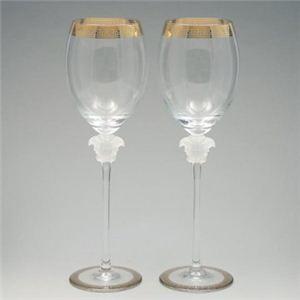 VERSACE(ヴェルサーチ) グラス 48802 MEDUSA LUMIERE グラス - 拡大画像
