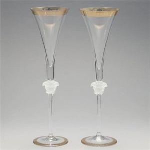 VERSACE(ヴェルサーチ) グラス 48804 MEDUSA LUMIERE グラス - 拡大画像