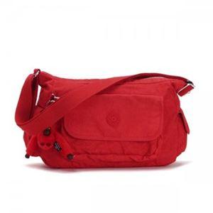 Kipling(キプリング) ショルダーバッグ K15340 10P CARDINAL RED - 拡大画像
