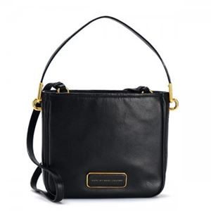 MARC BY MARC JACOBS(マークバイマークジェイコブス) ナナメガケバッグ M0005518 1 BLACK - 拡大画像