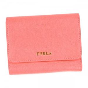 Furla(フルラ) 三つ折り財布(小銭入れ付) PN06 PE0 PEONIA - 拡大画像