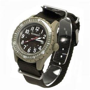 HAMNETT(ハムネット) 時計 HA290171 71 カーキー(ケース) カーキー(文字盤)