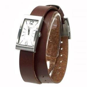 HAMNETT(ハムネット) 時計 HA300305 5 シルバー(ケース) シルバー(文字盤) - 拡大画像