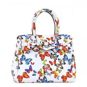 SAVE MY BAG (セーブマイバッグ) ハンドバッグ 10204N BUTTERFLY - 拡大画像
