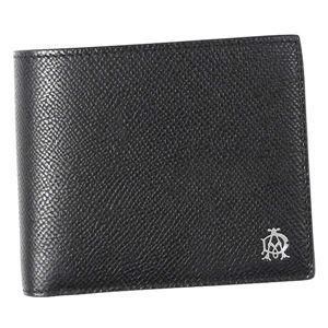 Dunhill(ダンヒル) 2つ折小銭付き財布 L2AC32A BLACK