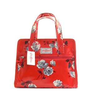 CATH KIDSTON(キャスキッドソン) ハンドバッグ 754927 CORAL RED - 拡大画像