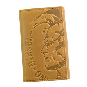 DIESEL(ディーゼル) キーケース X04759 T2278 GOLDEN BROWN